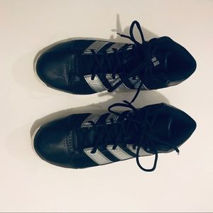 Men's adidas basketball shoes. Size 11 1/2